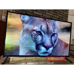 """Телевизор Blackton BT 50S01B большой экран, быстрый и """"заряженный"""" Smart TV  в Находке фото"""
