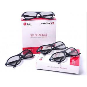 Очки для LG Cinema 3D LED LCD телевизора 4 шт. в Находке фото